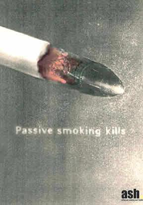 how to avoid passive smoking